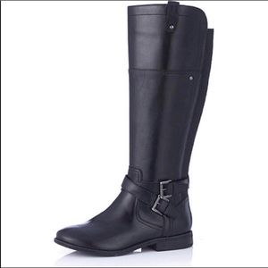 Marc Fisher 'Audrey' Tall Leather Riding Boots